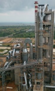 Referensi Project Cement Plant