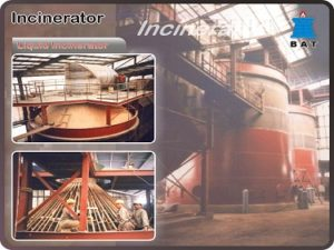 Project Reference Incinerator