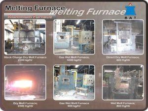 Project reference Melting Furnace