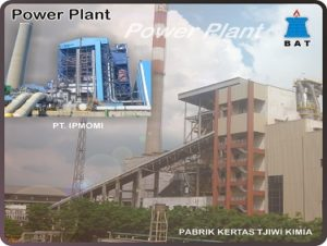 Referensi project Power Plant
